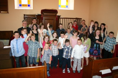 Childrens Day Joint Inch Fahan Presbyterian Church
