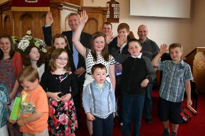 Fahan Presbyterian Childrens Day