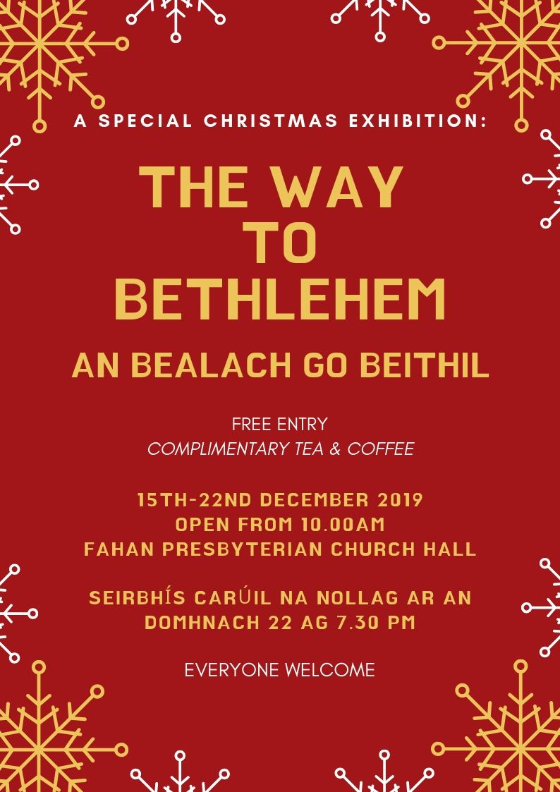 The Way to Bethlehem front