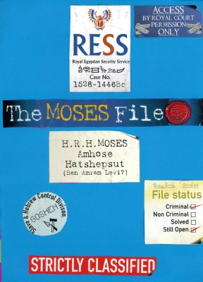 The Moses File by Fahan Bible Class