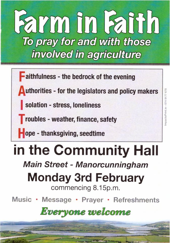 Farm in faith, Donegal 03-02-2020