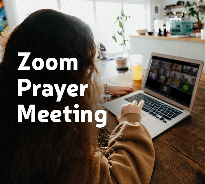 Zoom Prayer Meeting