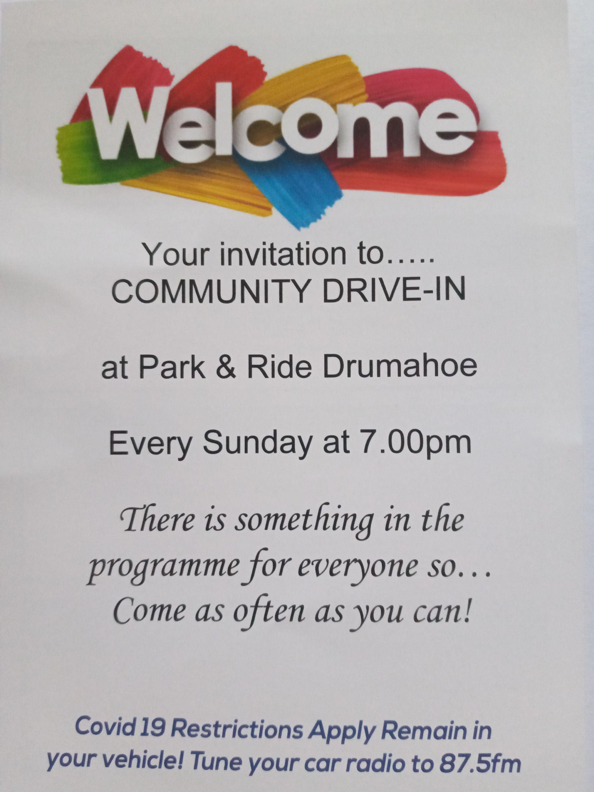 Drumahoe Drive-In