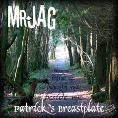 Mr Jag, Donegal, St Patricks Breastplate, CD Cover