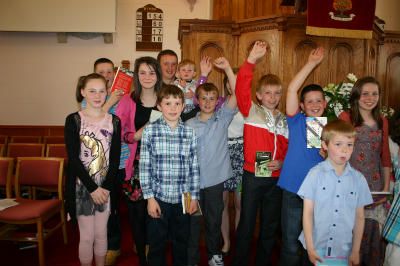 Children's Day Fahan Presbyterian Church