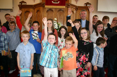 Childrens Day Fahan Presbyterian Church