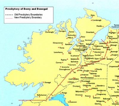 Presbytery of Derry and Donegal