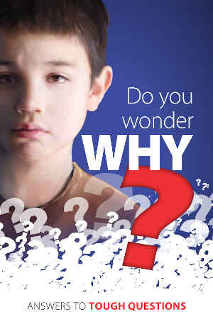 Do you wonder why? video and book by CEF