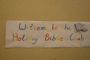 HBC Welcome poster