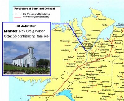 St Johnston Presbyterian Church