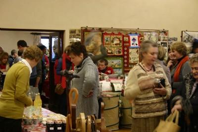 Fahan Presbyterian Christmas Craft Fayre in full swing