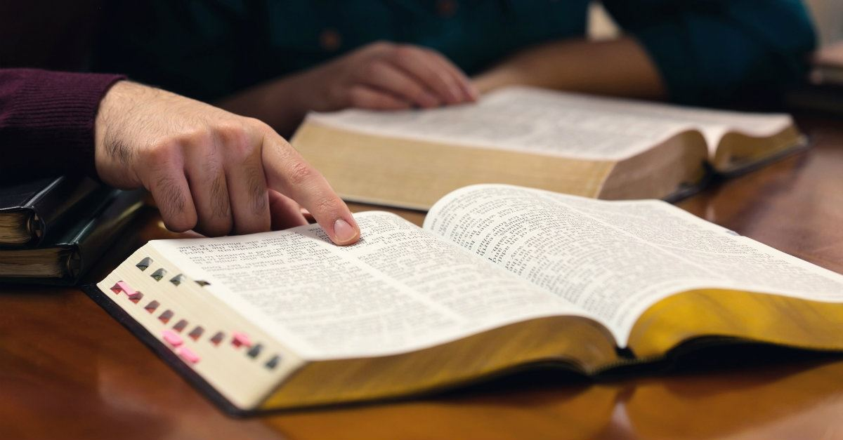 Proximity Bible Study