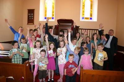Childrens Day Inch Presbyterian