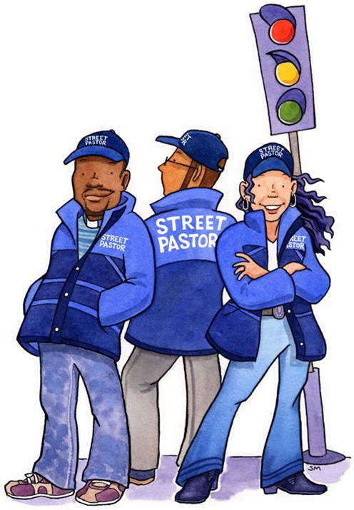 Street Pastors Image