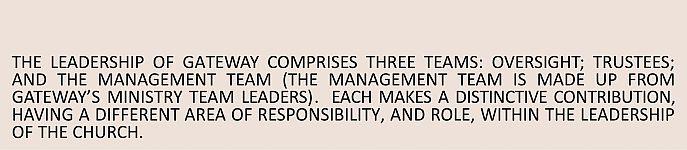 Leadership Teams Header