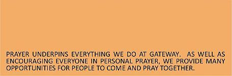Prayer Header