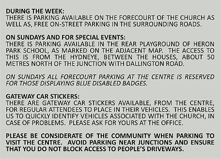 Parking Text