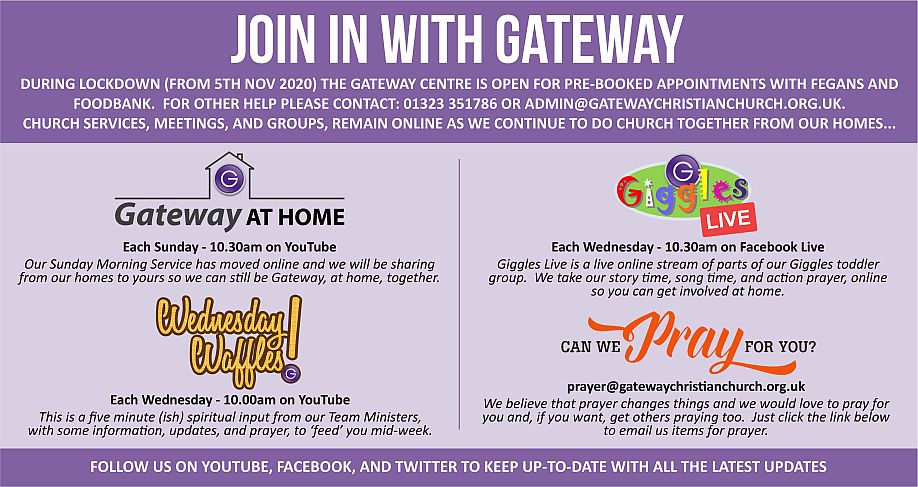 Join In With Gateway