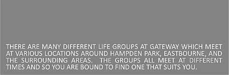 Life Groups Header