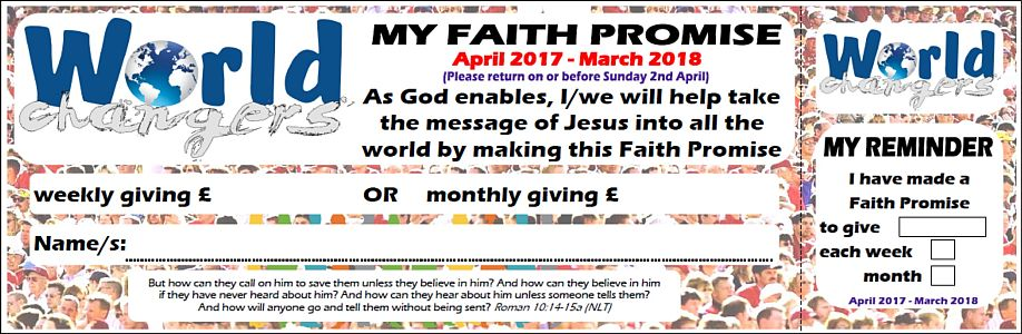 Faith Promise Download