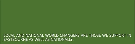 Local & National World Changers Header