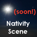 Kingshill Nativity Scene