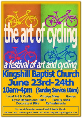 Art of Cycling Full Poster