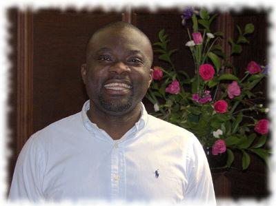 Gideon Onofeghara - Worship Leader