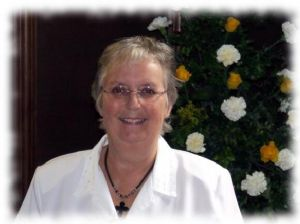 Christine Harding - Lay Reader and Pastoral Leader