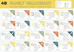 Lent 40 Acts Family Wallchart link