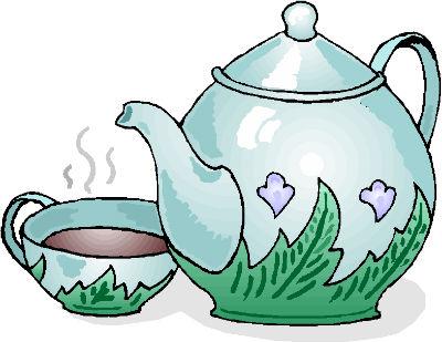 Travelling teapot