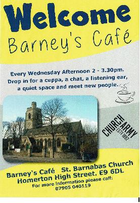 Barneys Cafe