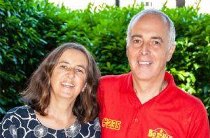 Andrea and Mark Hotchkin