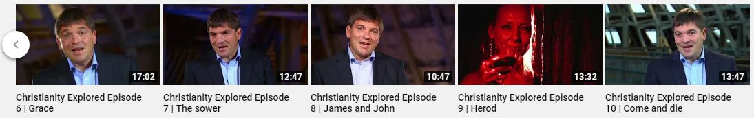 Christianity Explored YouTube Link2