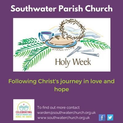 2018 Holy Week