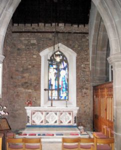 The Lucy Chapel