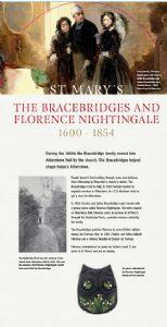 Florence & The Bracebridges