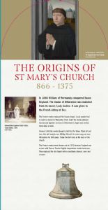 origins of st.mary's