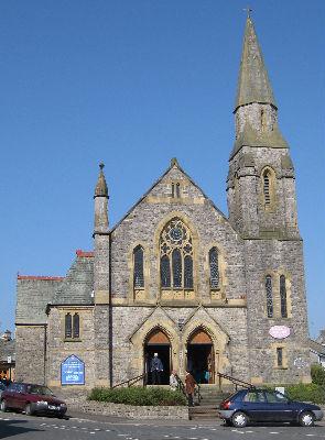 Ulverston Methodist Church