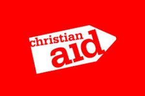Christian Aid label logo