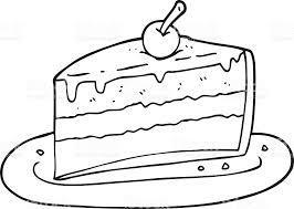 Cake drawing