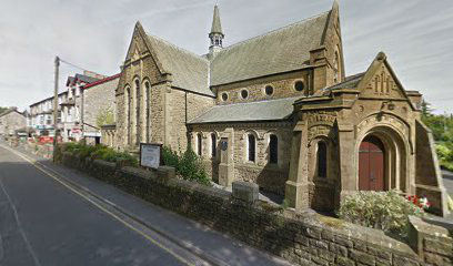 Grange URC church - Kents Bank Rd, LA11 7EY
