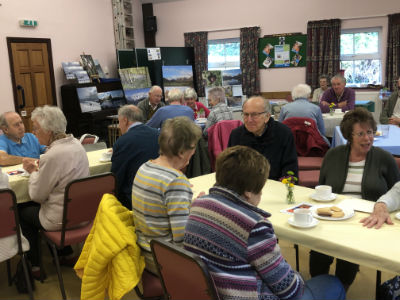 Ulverston missions coffee morning 1