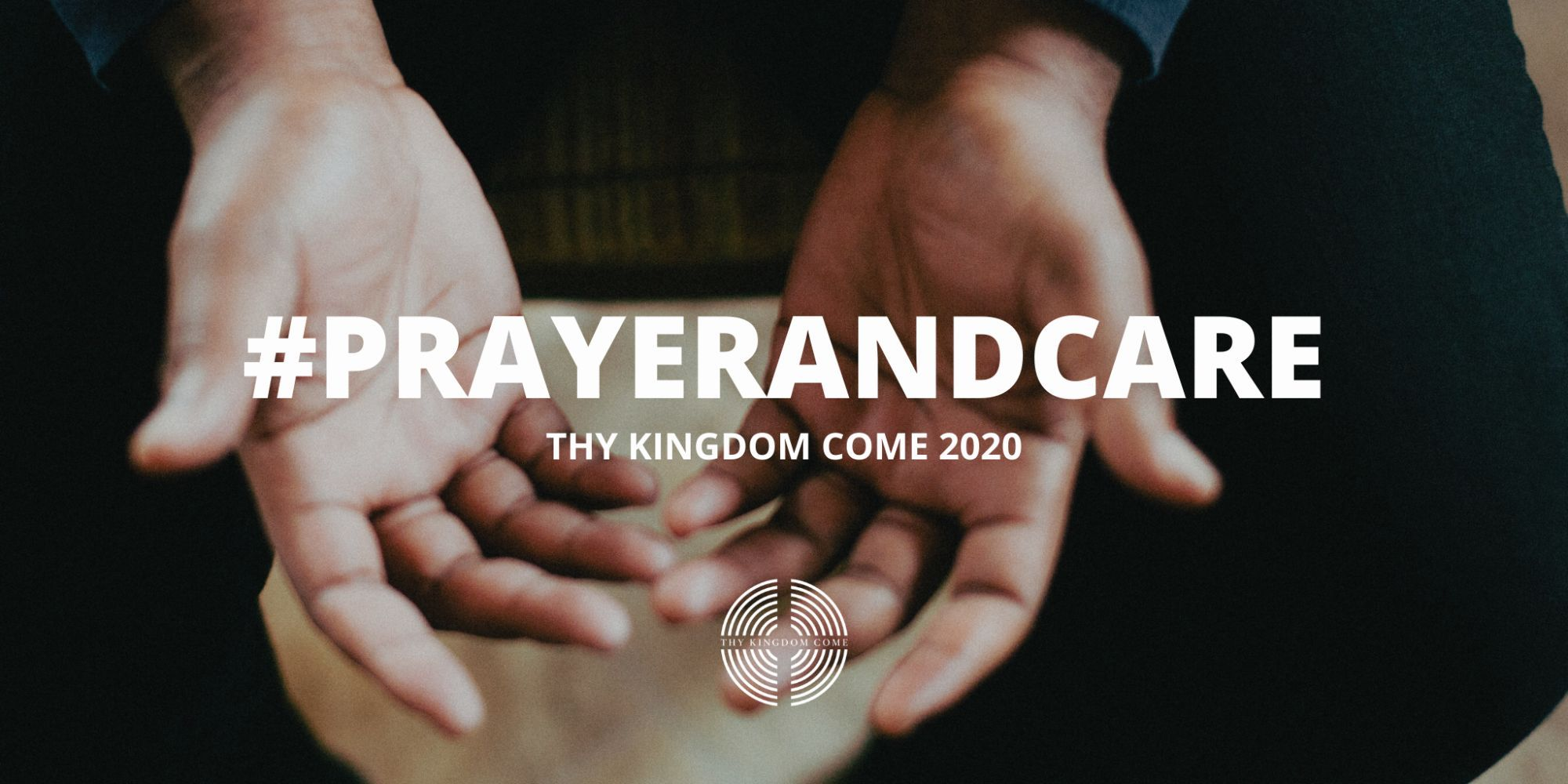 Image  logo for Thy Kingdom Come 2020