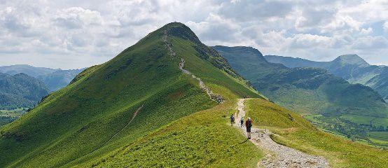 Picture of Catbells ridge