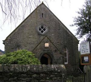 Cartmel Chapel