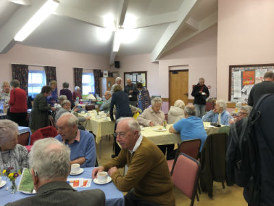 Ulverston missions coffee morning 2
