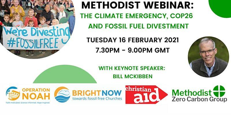 Divestment webinar banner image