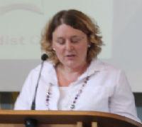 Amanda Gorton, Agricultural Chaplaincy Co-ordinator