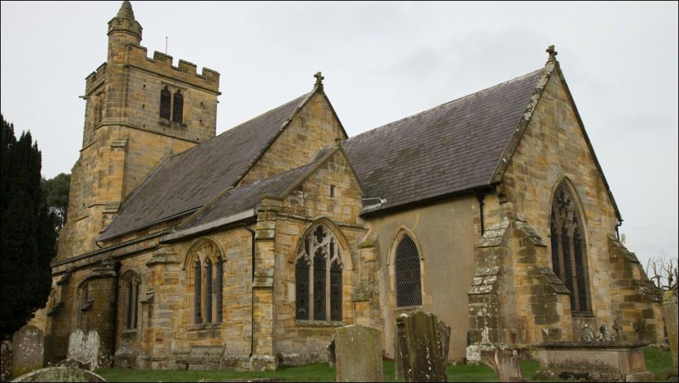 Horsmonden Church 1